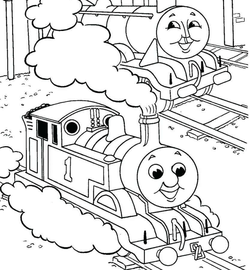 834x900 Thomas Jefferson Coloring Page Coloring Pages The Train Printable