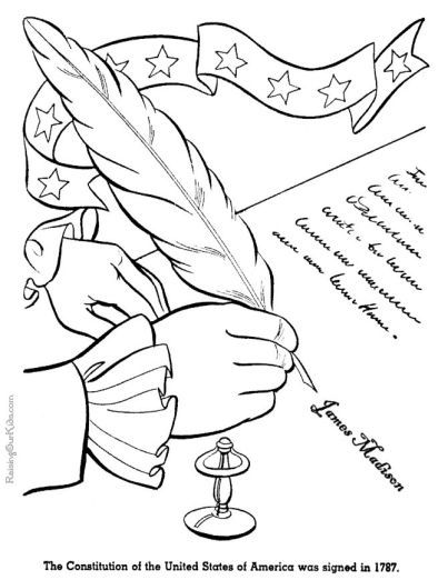 403x522 Printable American History For Kids Coloring Page History
