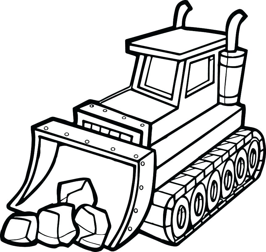 863x819 Construction Coloring Page Construction Coloring Pages Perfect