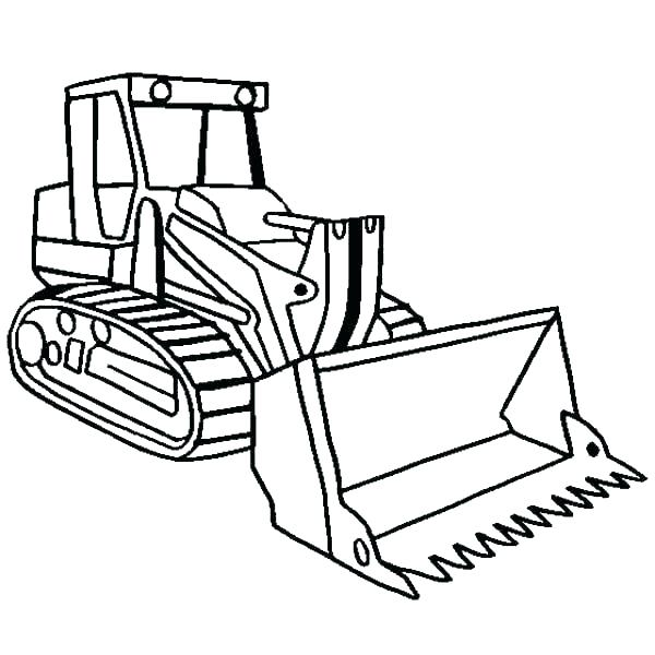600x600 Construction Coloring Pages Construction Trucks Coloring Pages