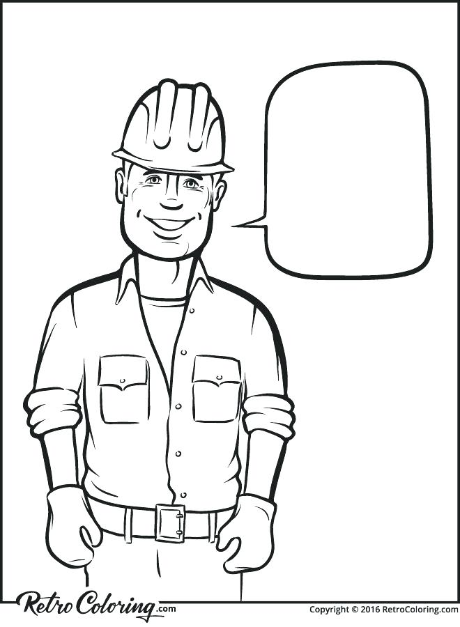 660x900 Construction Vehicles Coloring Pages Printable Construction Signs