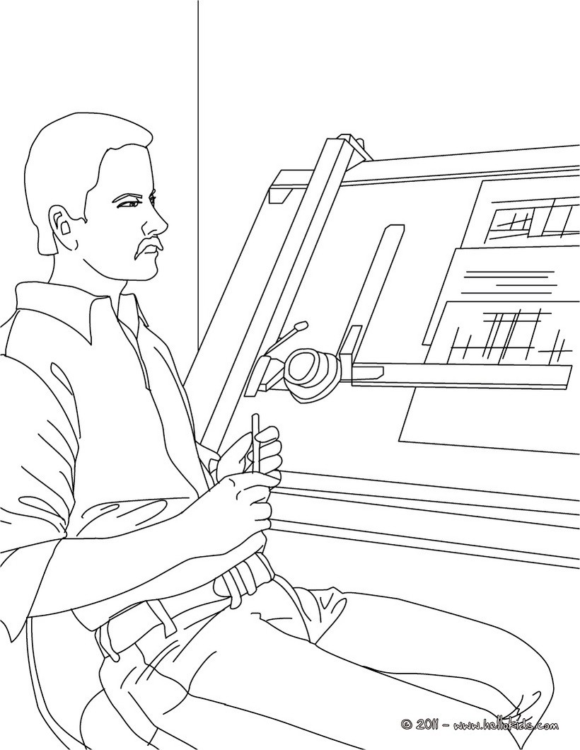 Construction Site Coloring Pages at GetDrawings | Free ...