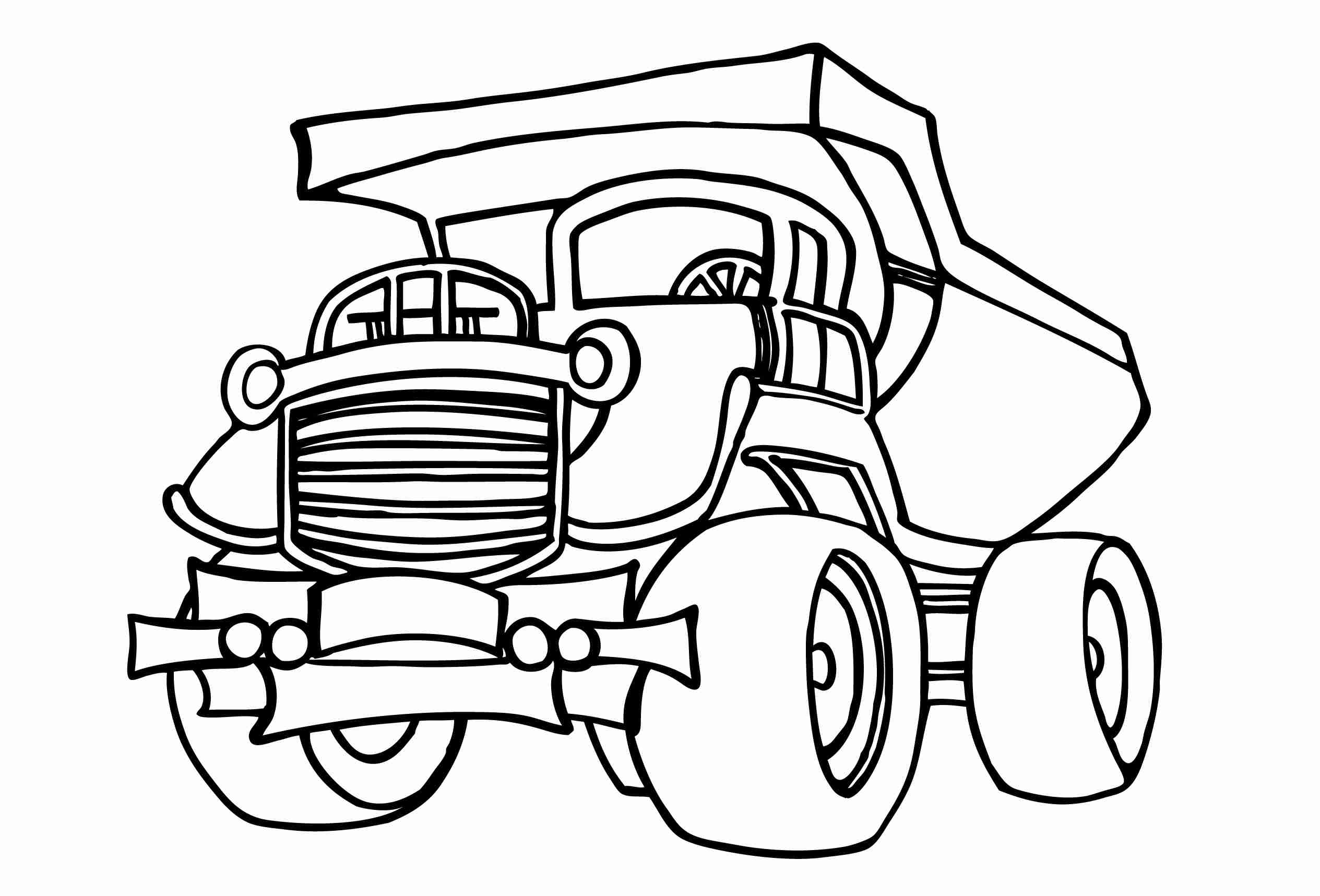 2529x1717 Construction Vehicle Coloring Page Fresh Tractor Pages Lively Free