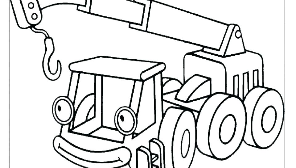 960x544 Construction Vehicle Coloring Pages Construction Coloring Pages