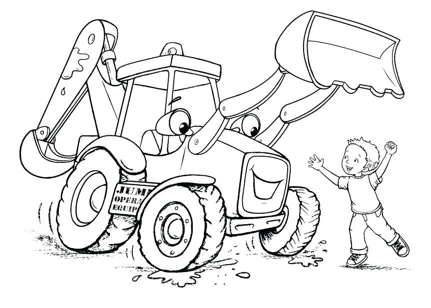 863x617 Construction Vehicles Coloring Pages Construction Vehicle Coloring
