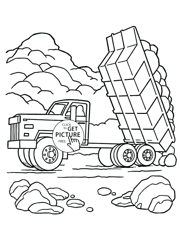 736x994 Fresh Garbage Truck Coloring Page For Garbage Truck Coloring Page