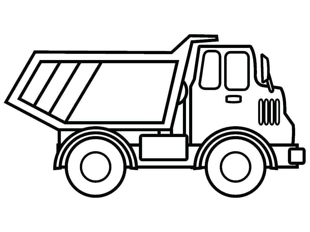 1000x750 Vehicle Coloring Pages Construction Vehicle Coloring Pages