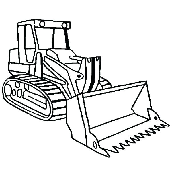 600x600 Construction Coloring Pages Construction Vehicle Coloring Pages