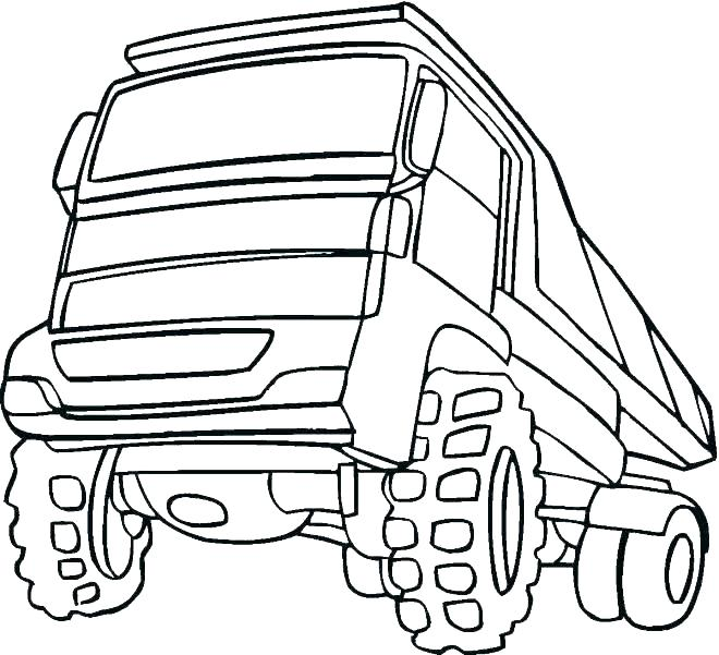 660x601 Construction Coloring Pages Construction Vehicles Coloring Pages