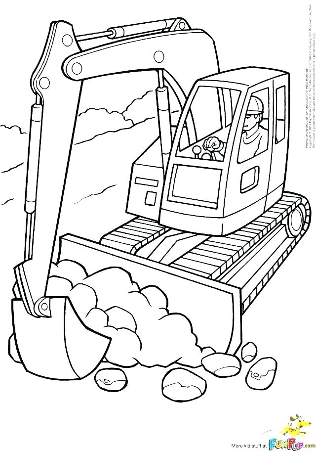 640x912 Construction Vehicles Coloring Pages Construction Vehicles Free