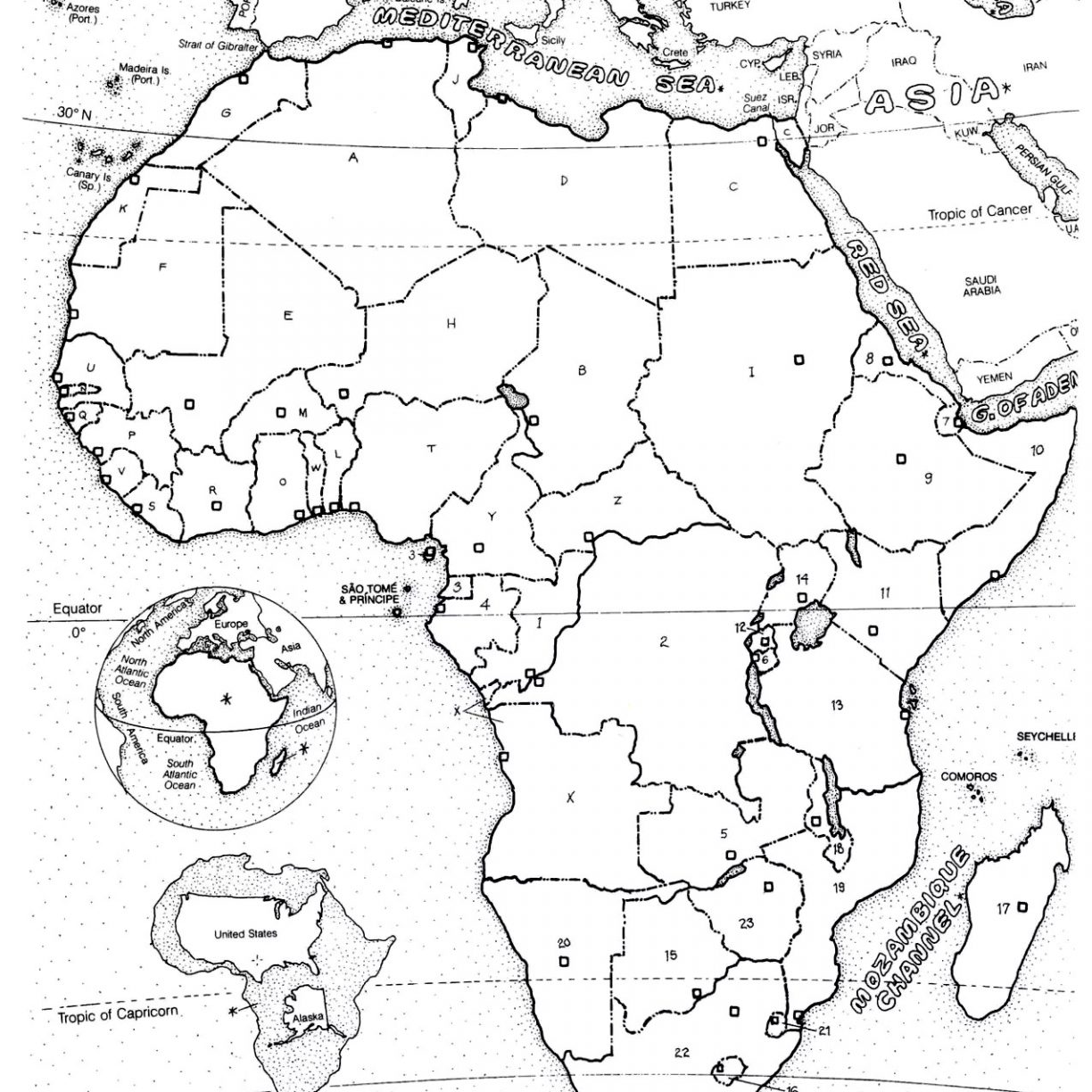 1224x1224 Coloring Pages Continents For Kids Exceptional Map And Oceans