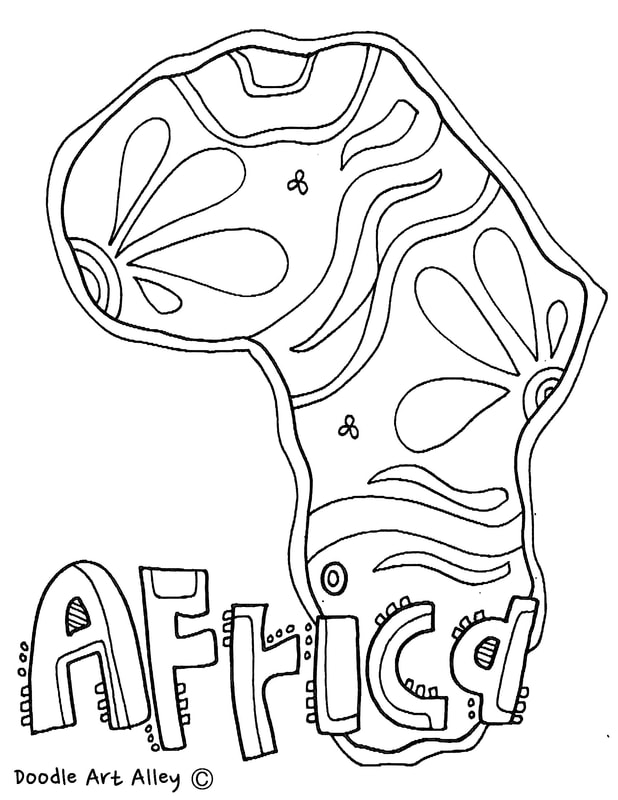 618x800 Continent Coloring Pages