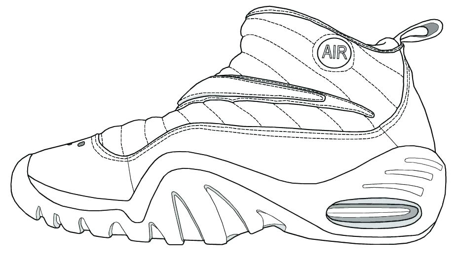930x530 Converse Sneaker Coloring Page Shoes Shoes Coloring Page Coloring