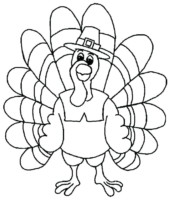 709x836 Turkey Coloring Pages Printable Or Turkey Coloring Pages Printable