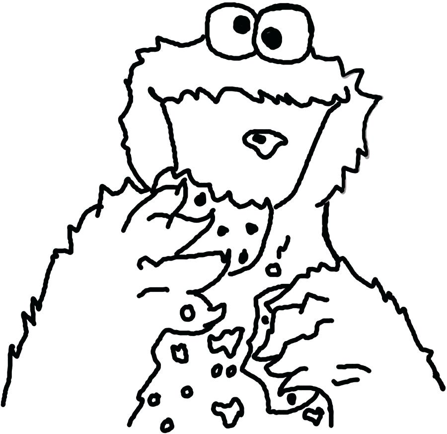 image regarding Cookie Monster Printable referred to as Cookie Monster Coloring Internet pages Printable Absolutely free at GetDrawings