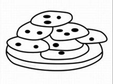 440x330 Cookie Shopkins Season Coloring Pages Printable, Cookies