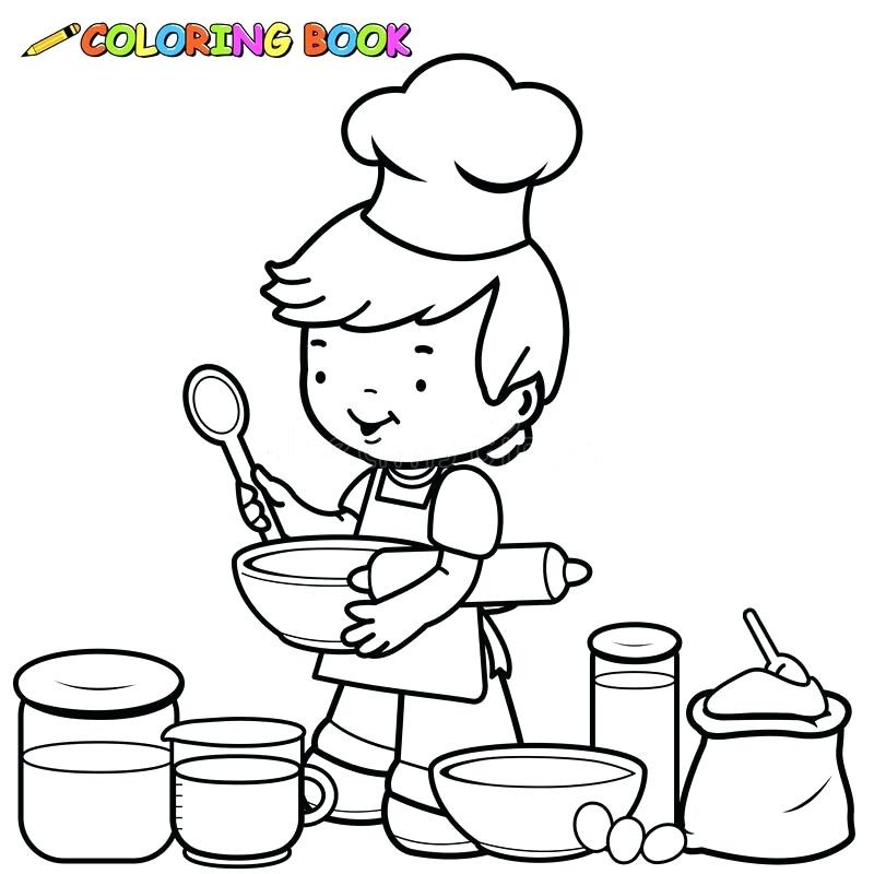Cooking Clipart At Getdrawings Com