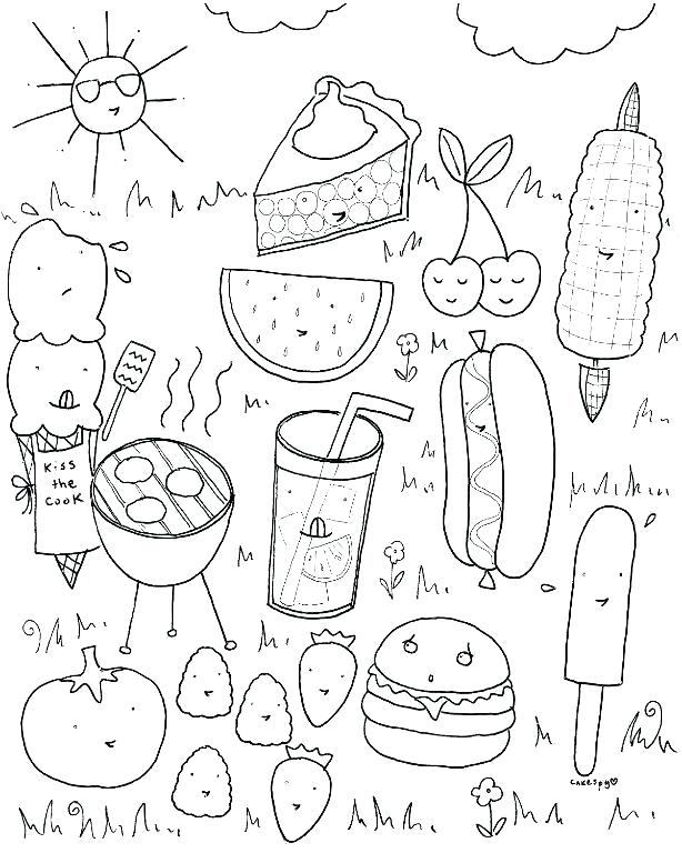 614x768 Astonishing Kitchen Coloring Page Astonishing Kitchen Coloring