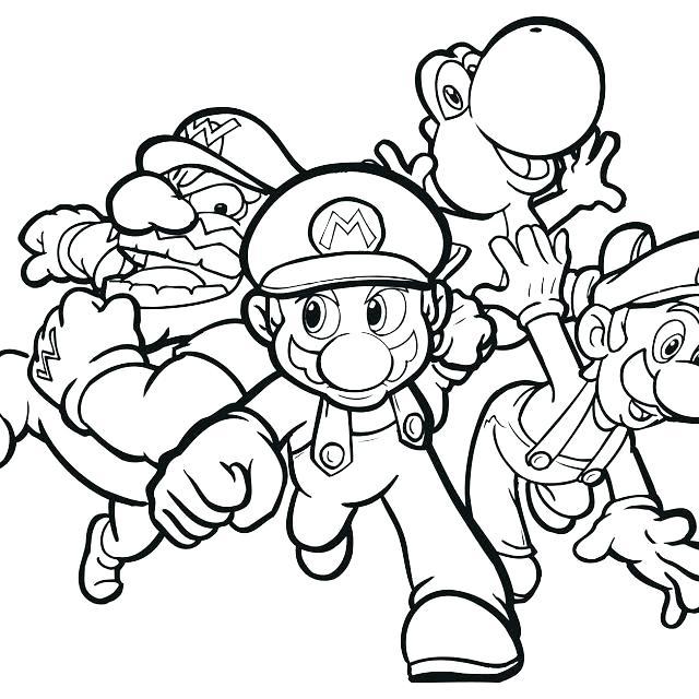 640x640 Coloring Pages