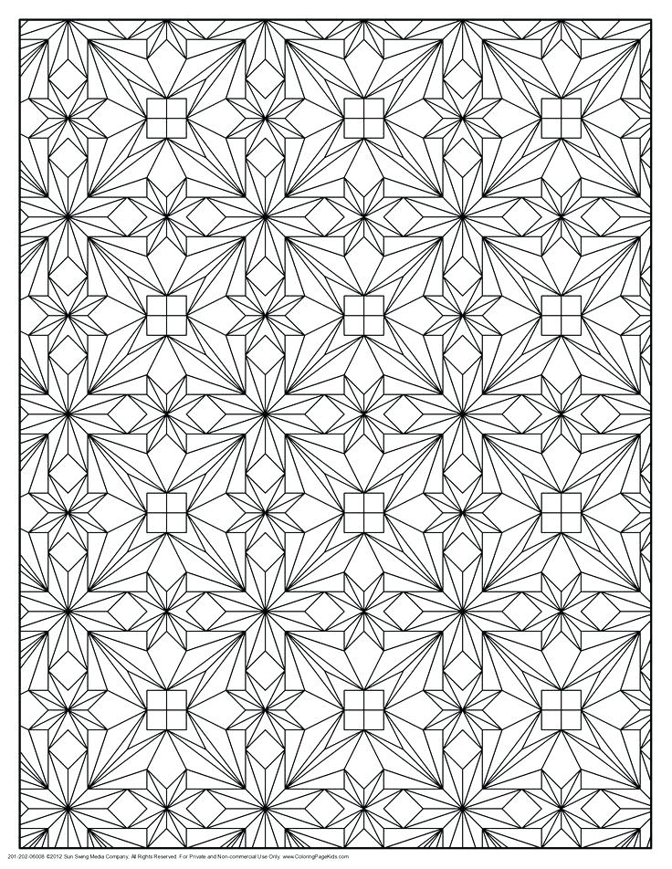 736x952 Coloring Pages Printable Adult Coloring Pages Cool Designs Best