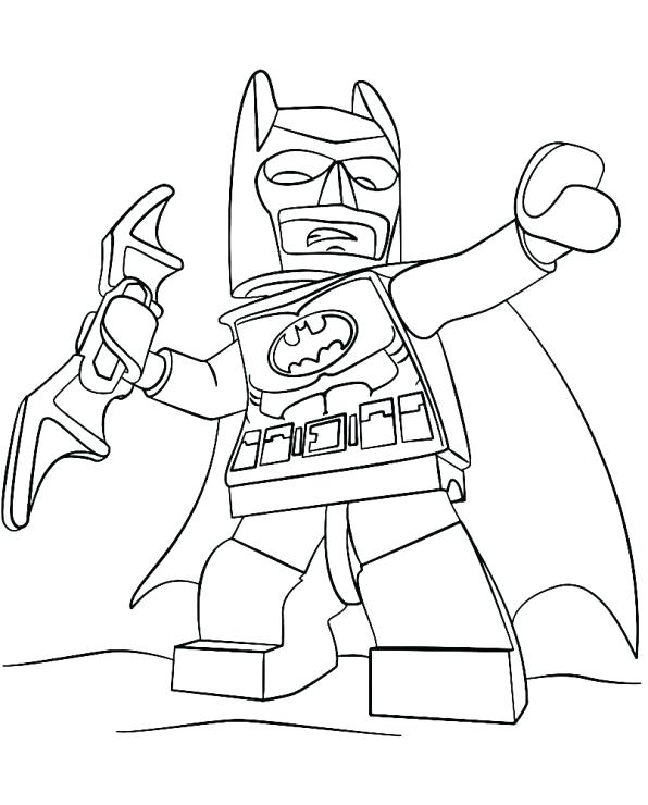 596x740 Two Face Coloring Pages Cool Idea Batman Coloring Pages Printable