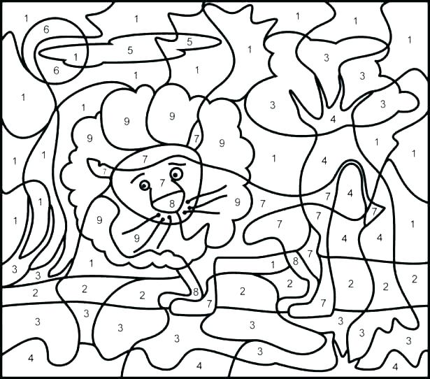 615x542 Free Christmas Coloring Sheet Color