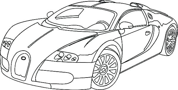 600x304 Cool Cars Coloring Pages Trend Cars Coloring Page On Coloring