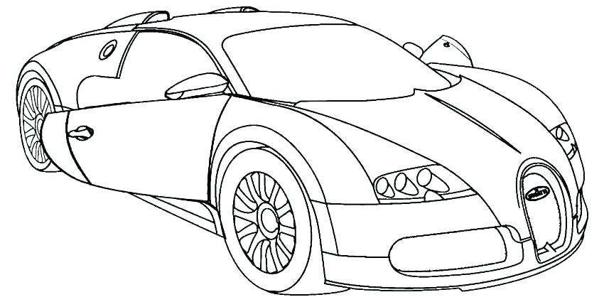850x425 Racing Car Coloring Pages Car The Awesome Racing Car Coloring