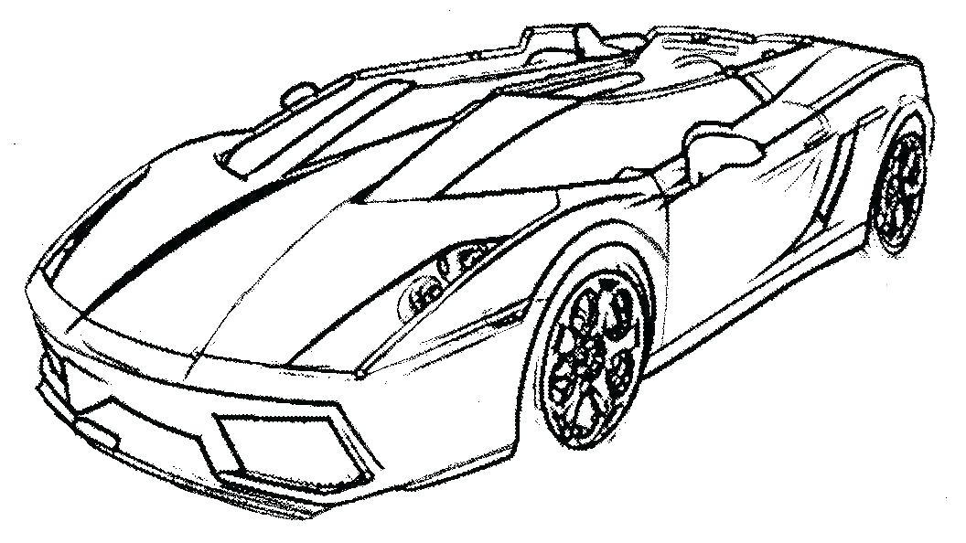1056x594 Sports Car Coloring Page Free Printable Coloring Pages Of Sports