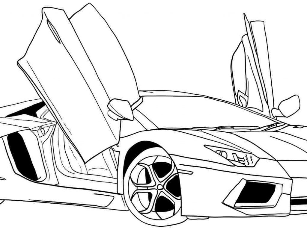 1024x768 Car Coloring Page Cool Car Coloring Pages Car Coloring Pages Have