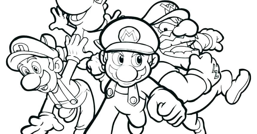Cool Coloring Pages For Boys at GetDrawings.com | Free for personal ...