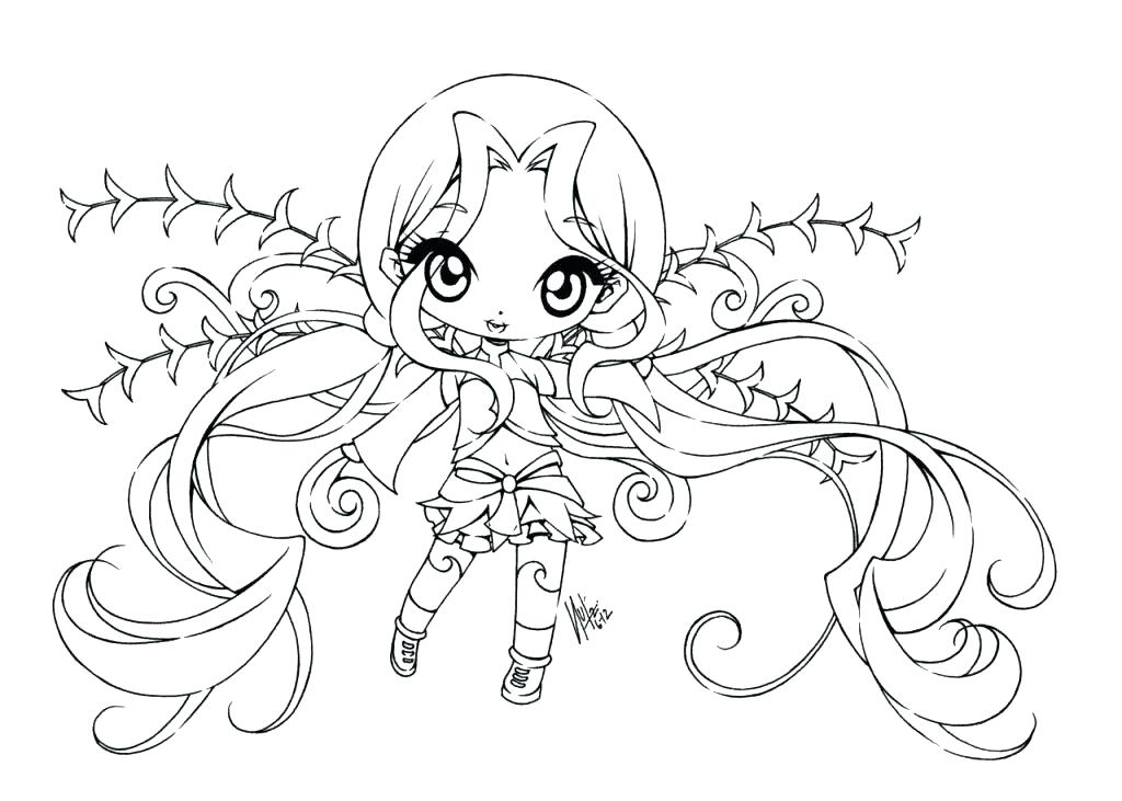 1024x731 Cool Anime Coloring Pages Anime Girl Coloring Pages Charming Cool