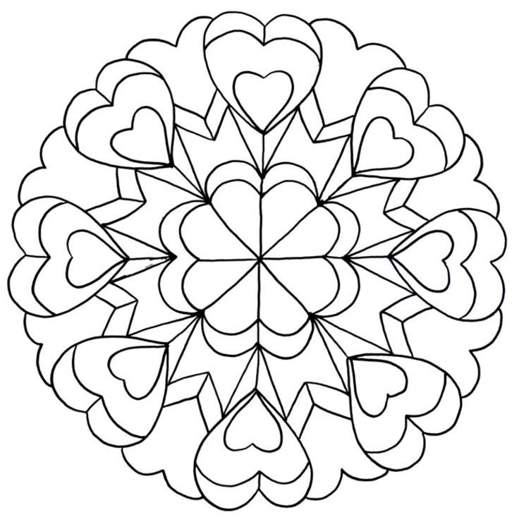 736x740 Cool Coloring Pages For Older Girls Color Bros