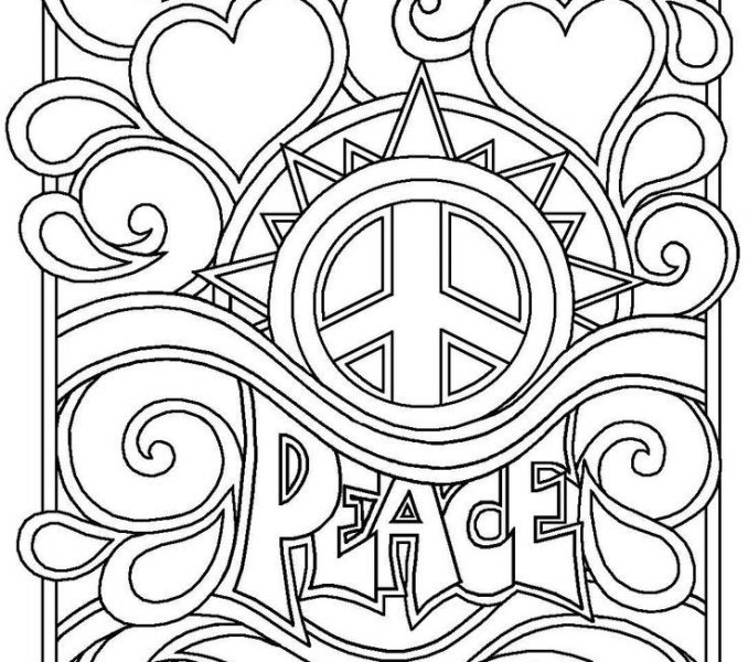 678x600 Cool Coloring Pages For Older Girls M To Print Free Coloring Sheets
