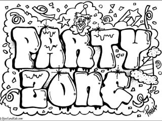 320x240 Cool Printable Coloring Pages Cool Coloring Pages For Teenagers