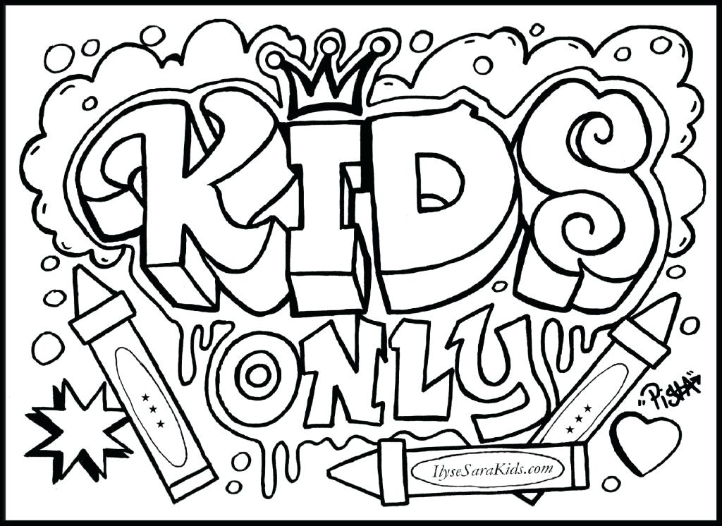 1024x746 Free Printable Coloring Pages For Teenagers Teen Titans Go Color