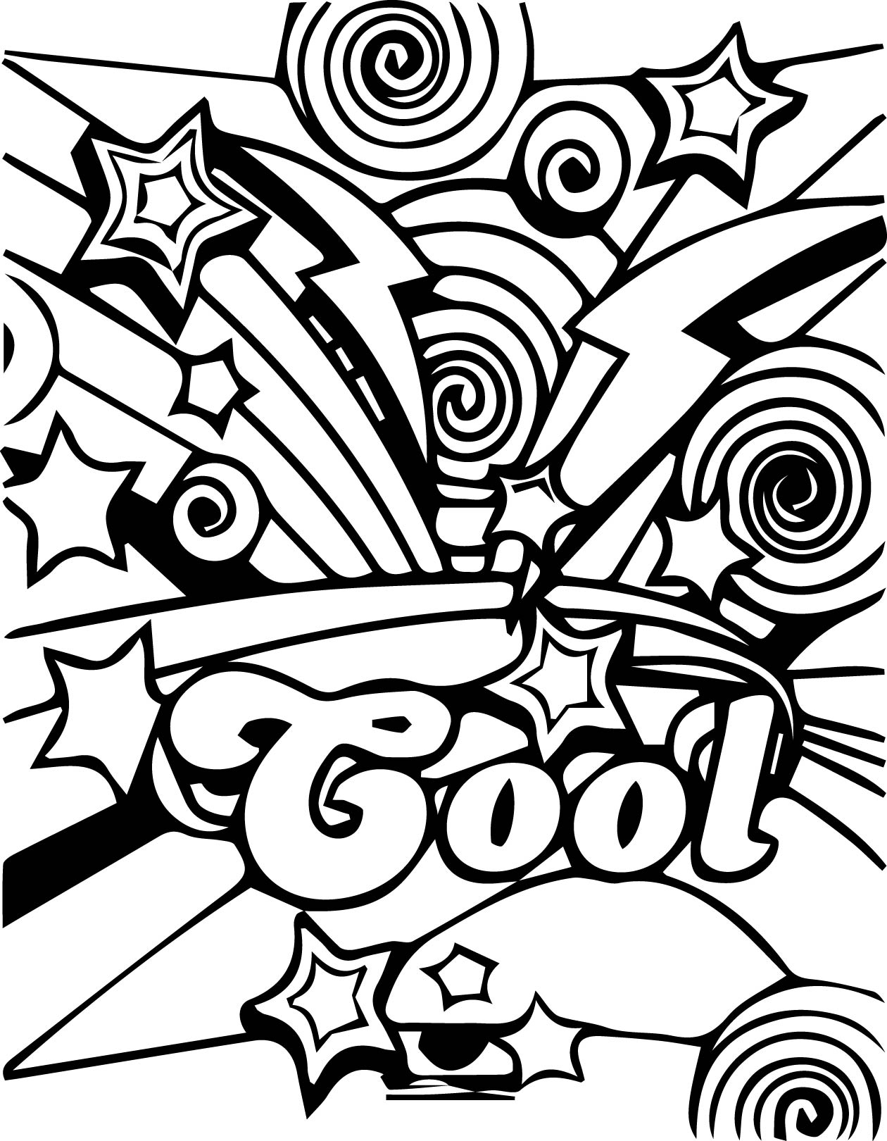 1260x1620 Cool Coloring Pages For Teenage Girls Download Within