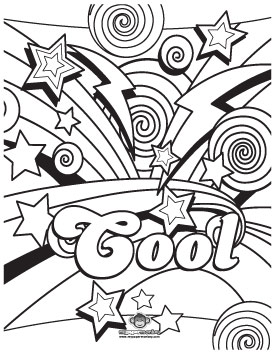 275x353 Cool Pictures To Print Coloring Pages For Teenagers