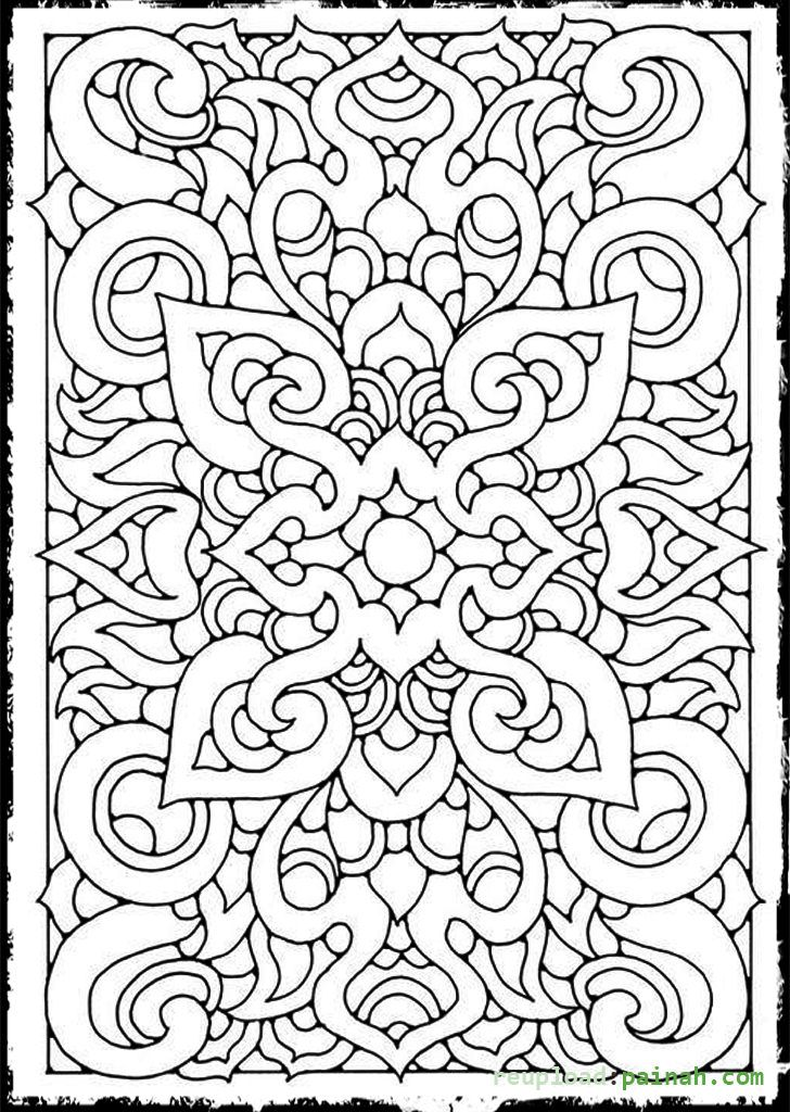 728x1024 Winsome Ideas Printable Coloring Pages For Teens Girls Unique