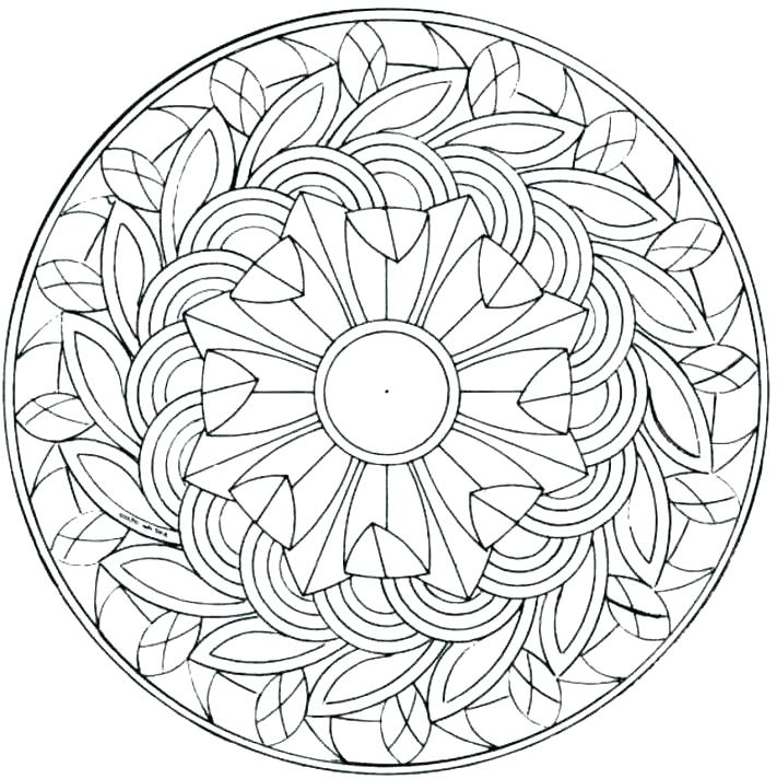 711x712 Coloring Pages Girls For Teenage Girl Sheets Best Coloring