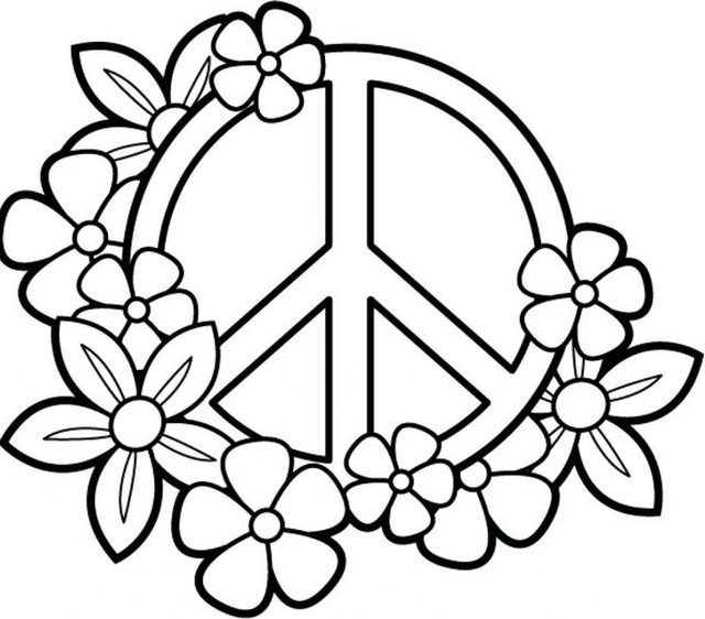 640x562 Cool Printable Coloring Pages For Teenagers