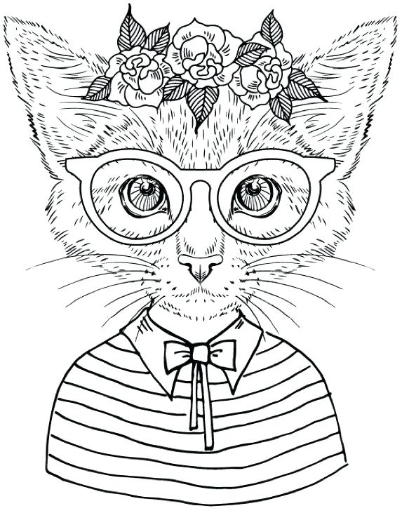 573x731 Awesome Coloring Pages