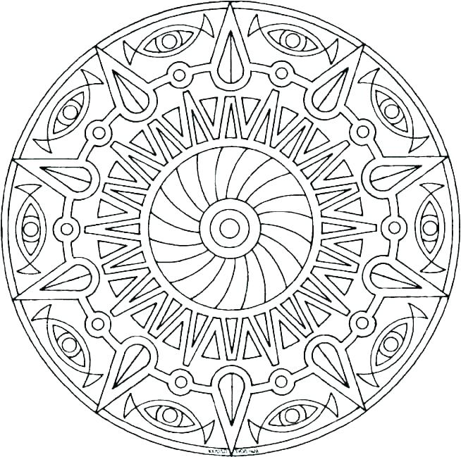 654x649 Coloring Pages Cool Designs