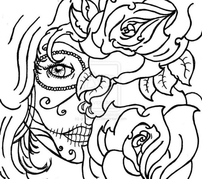 678x600 Cool Coloring Sheets To Print Out Cool Coloring Pages To Print