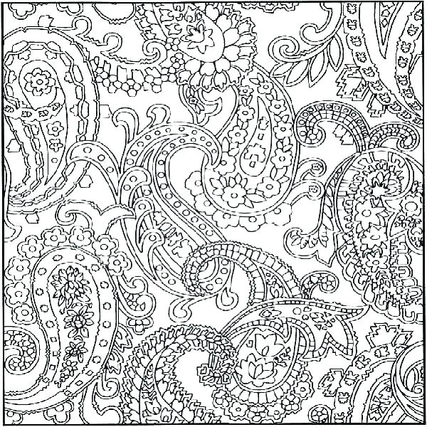 600x600 Design Coloring Sheets Patterns Coloring Pages With Patterns