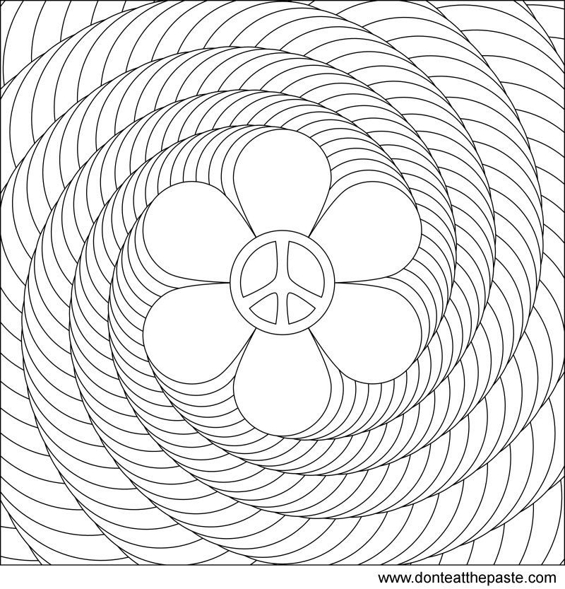800x833 Best Photos Of Spiral Design Coloring Pages
