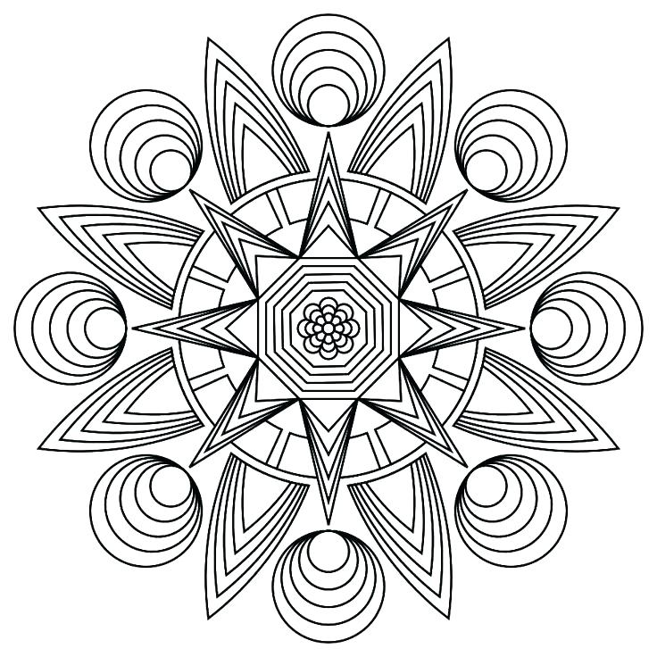 736x736 Design Coloring Pages Mandala Designs Coloring Pages Free