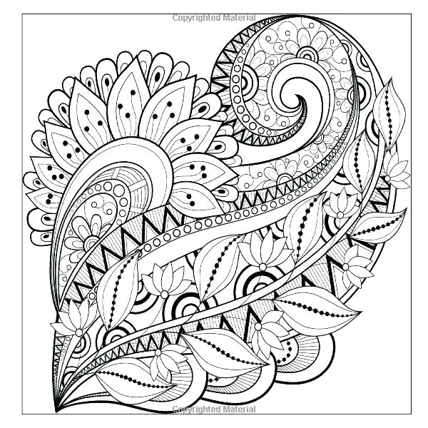 600x600 Coloring Pages Of Cool Designs