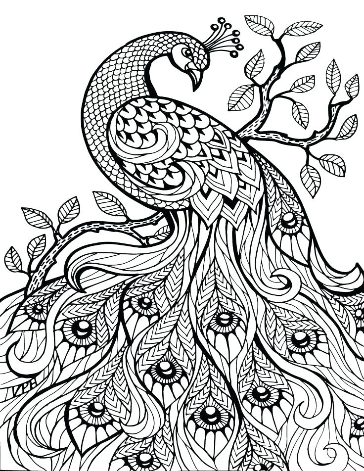 736x952 Cool Coloring Sheets For Adults
