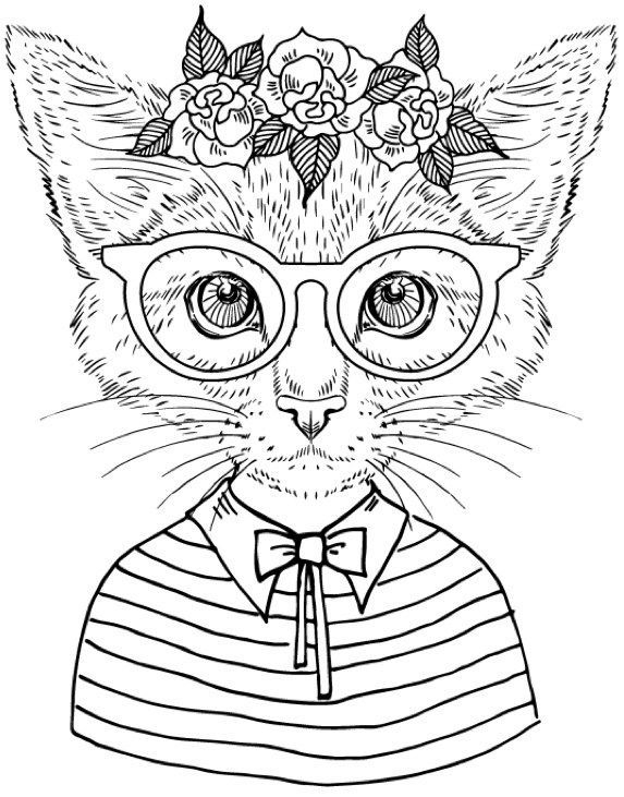 573x731 Cool Coloring Book Pages Best Color Sheets For Kids Images